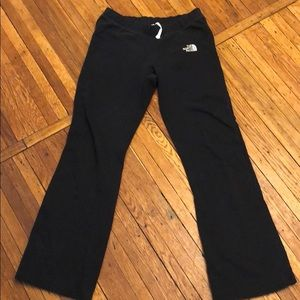 The North Face sweatpants